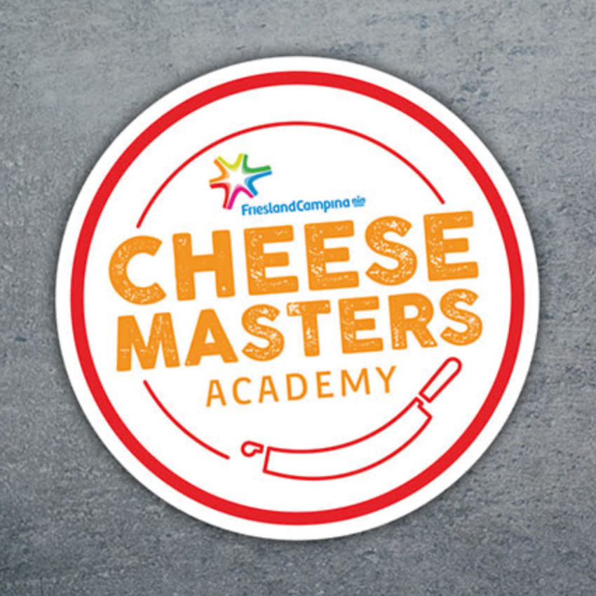 Frieslandcampina_cheesemaster_logodesign