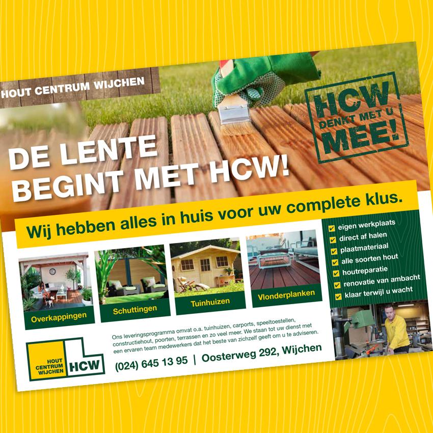 Houtcentrumwijchen_advertentie