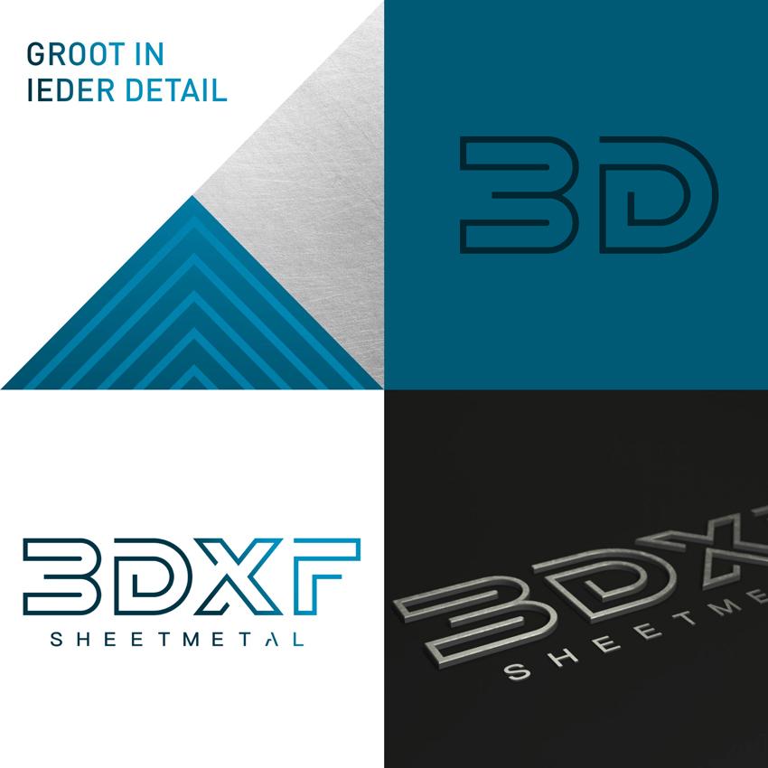 3DXF branding